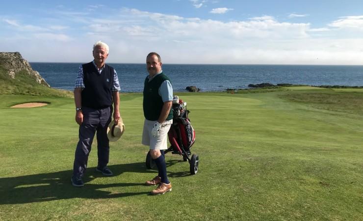 Golf House Club, Elie